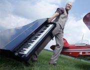 """尤雅""""88键""""环游世界钢琴表演秀"""